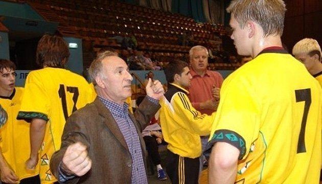 Гандбол: главным тренером сборной Украины стал тренер