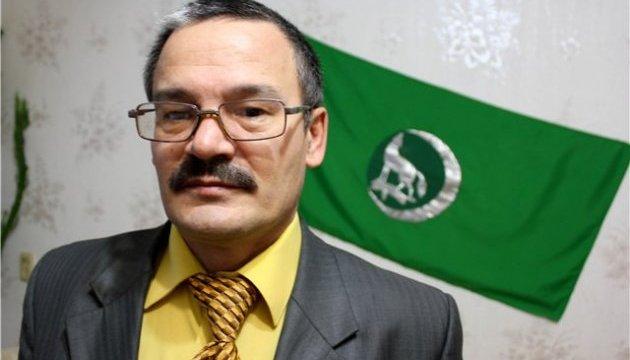 Осужденный за критику аннексии Крыма активист из Татарстана переехал в Киев