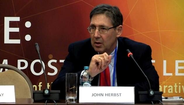 Україна має розвивати власний голос в умовах інформатаки з боку РФ - Гербст