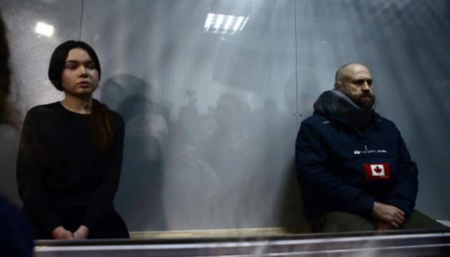 ДТП у Харкові: завтра суд оголосить, чи залишить за гратами Зайцеву і Дронова