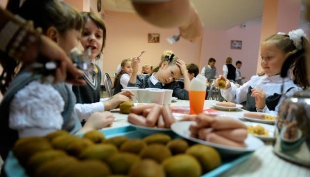 Спреди, нітрати, пліснява: аудитори назвали типові проблеми з харчуванням у школах