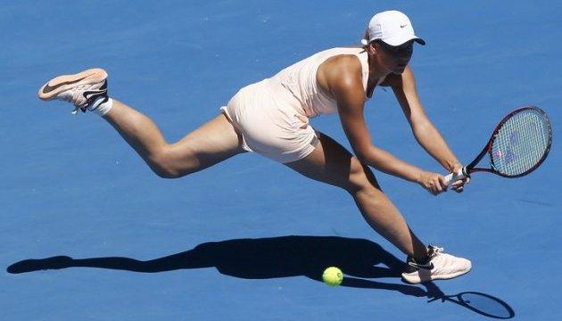 Костюк - наймолодша тенісистка в топ-200 рейтингу з 2008 року
