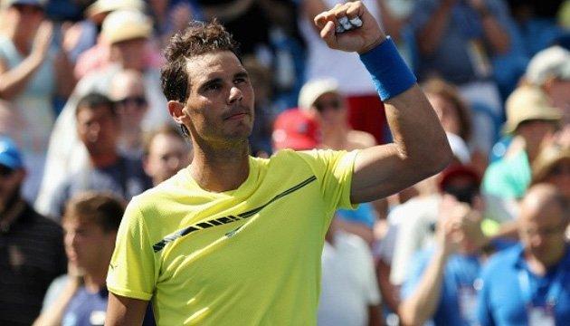 Теннис: Надаль подтвердил свое участие в лондонском турнире Queen's Club