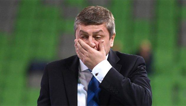 Косенко: Українським футзалістам треба покращувати командну роботу з м'ячем