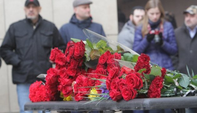 У Дніпрі попрощалися з волонтером Краснопольским