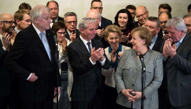 Формирование правительства в Германии: шаг предпоследний