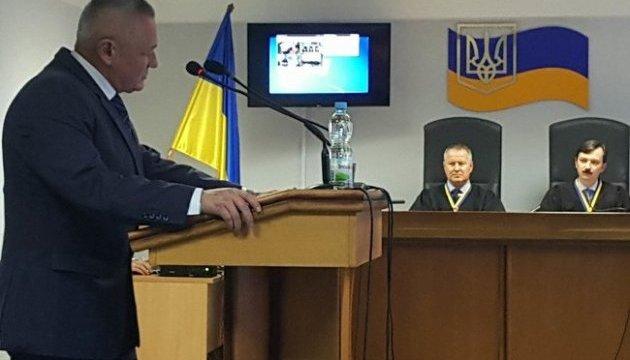 Суд у справі Януковича допитує екс-міністра оборони