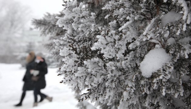 У понеділок в Україні очікують морозну, але без опадів погоду