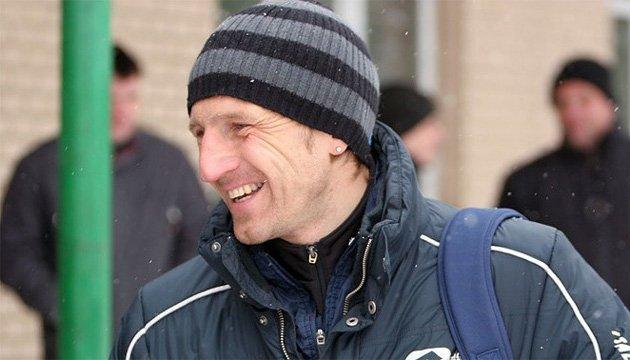 Известный в прошлом футболист Вадим Деонас будет тренировать голкиперов