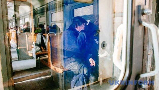 З Перемишля до Києва вирушив потяг із 612 українцями