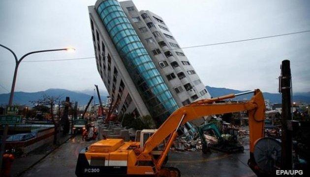 Новий землетрус на Тайвані забрав життя щонайменше 7 осіб