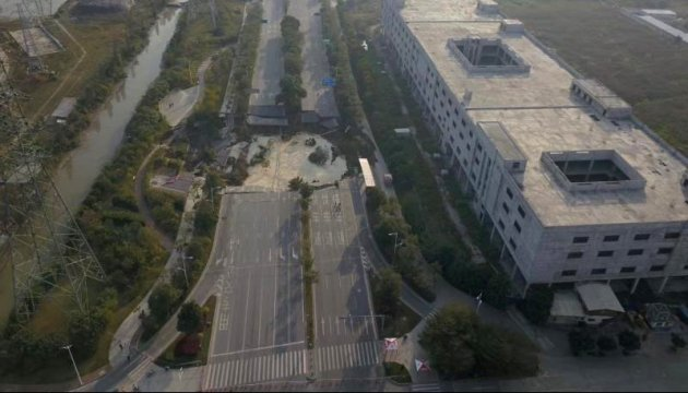 В Китае обрушилась часть дороги: уже известно о 8 погибших