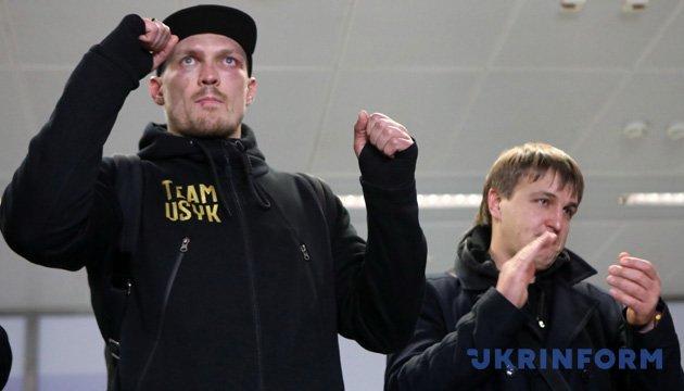 Усик попал в топ-10 лучших боксеров мира по версии World Boxing News