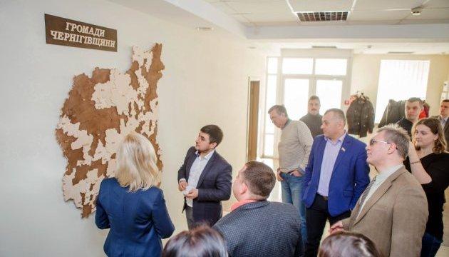 Громады военных городков Черниговщины дотируют более бедные ОТГ