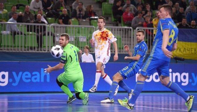 В Любляне сегодня определятся финалисты Евро-2018 по футзалу