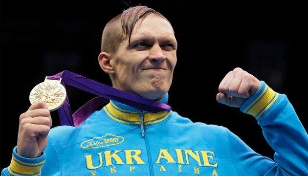 Усик - президенту МОК: Прошу оставить бокс в программе Олимпиады-2020