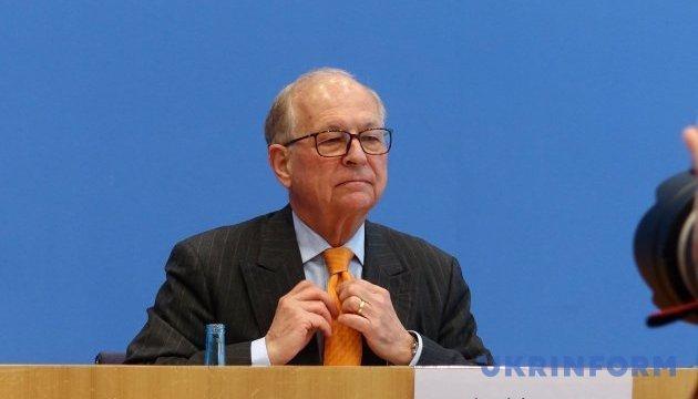 Wolfgang Ischinger confirma la reunión en el formato de Normandía en Múnich