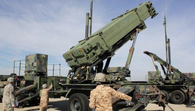 США впервые после холодной войны разворачивают противовоздушную оборону в Европе