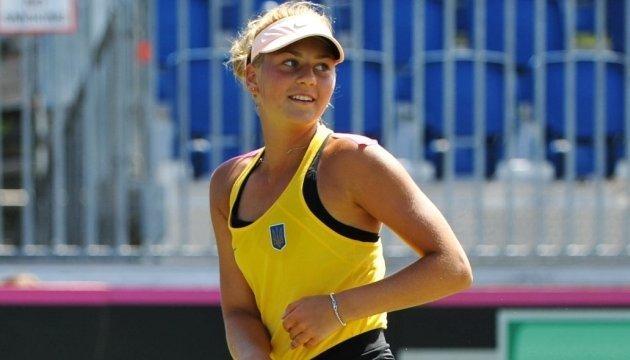 Марта Костюк: Я даже не мечтала, что так быстро попаду в сборную Украины
