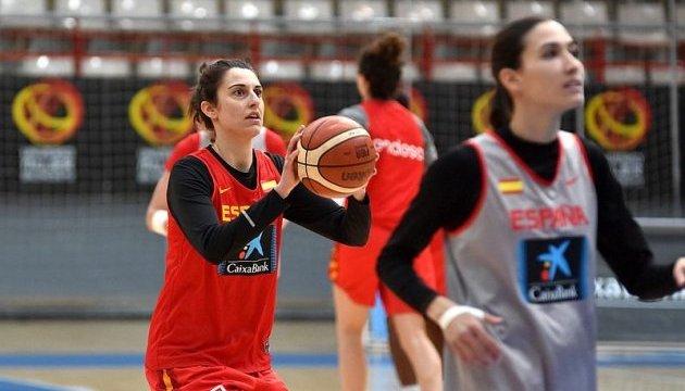 Испанская баскетболистка Альба Торренс: Матч против Украины будет очень тяжелым