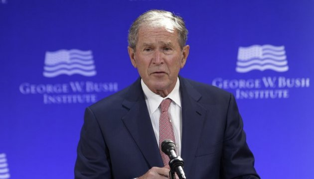 Джордж Буш-младший обвинил Россию во вмешательстве в американские выборы