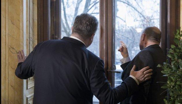 Австрийский бизнес доволен реформами в Украине - Порошенко