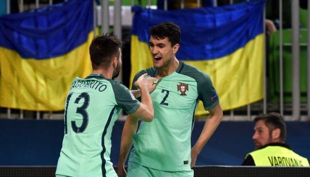 Португалія і Іспанія зіграють у фіналі чемпіонату Європи з футзалу