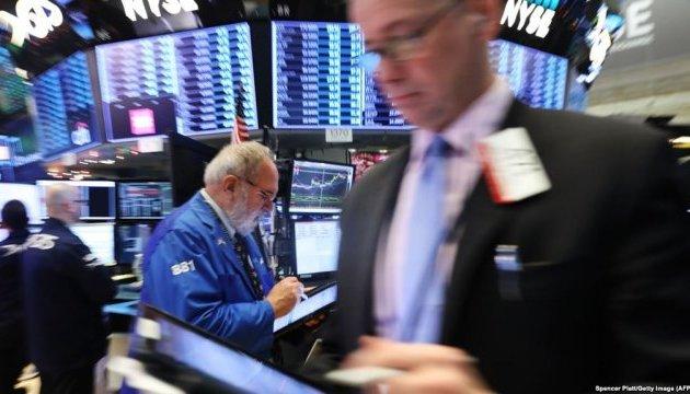 Американский фондовый рынок упал во второй раз за неделю