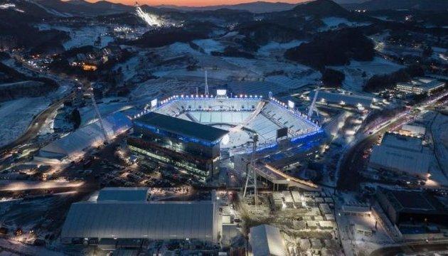 В Пхёнчхане началась церемония открытия зимней Олимпиады-2018