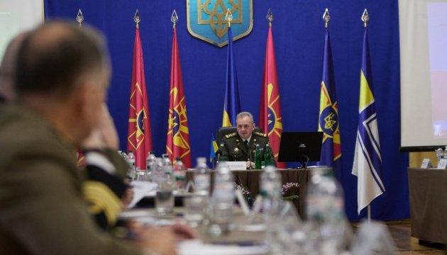 Муженко назвал приоритет военной реформы