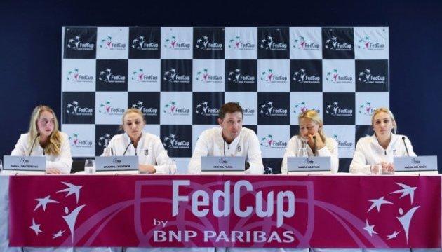 Теннис: Людмила Киченок считает жеребьевку матча Австралия - Украина удачной
