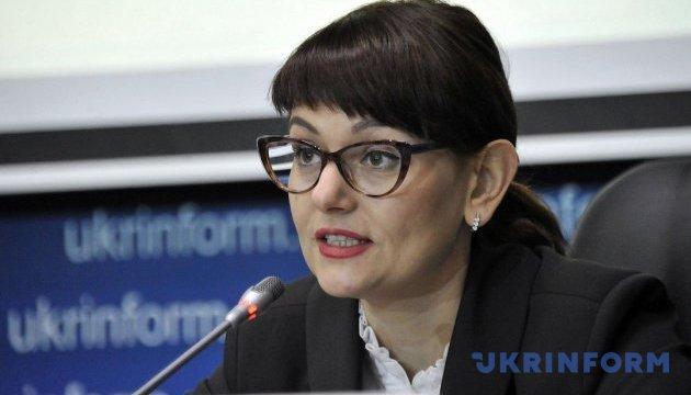 Отчитывается Государственное агентство водных ресурсов Украины