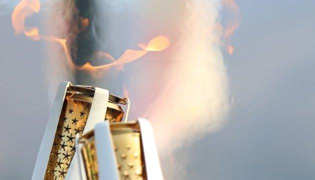 Эстафета олимпийского огня в 2020 году начнется в префектуре Фукусима