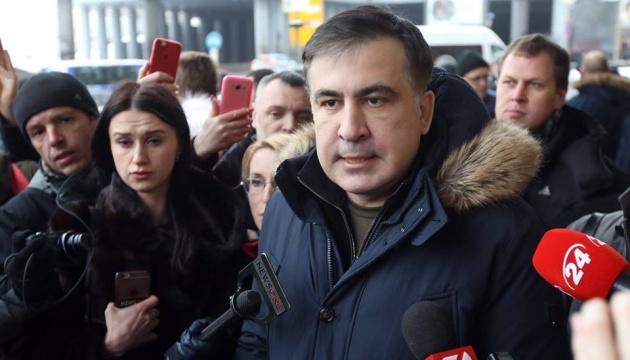 В АП говорят, что Саакашвили из Украины самолетом Порошенко не вывозили