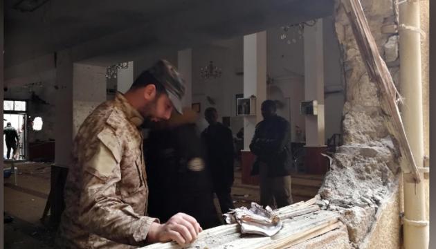 Во время молитвы в ливийской мечети произошел теракт
