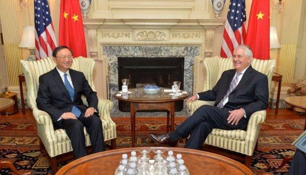 США и Китай договорились совместно давить на Пхеньян
