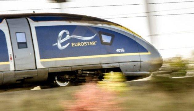 Eurostar запустит скоростной поезд Лондон-Амстердам