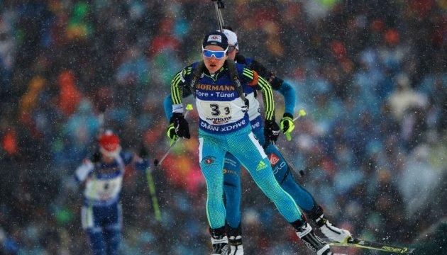 Пхенчхан-2018: Стали известны стартовые номера украинок в биатлонном спринте