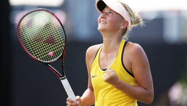 Теннис: в матчевой встрече Кубка Федерации Австралия - Украина счет пока ничейный