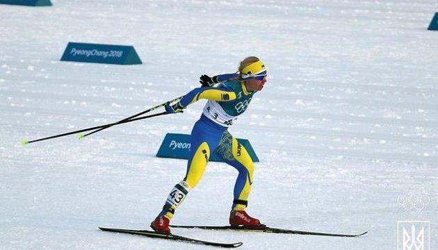 Украинская лыжница Татьяна Антипенко: Буду работать, и результаты улучшаться