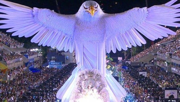 На карнавале в Рио-де-Жанейро ожидают 1,5 миллиона туристов