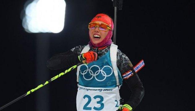 Пхьончхан-2018: Дальмайєр виграла спринт в біатлоні, Віта Семеренко – 14-а