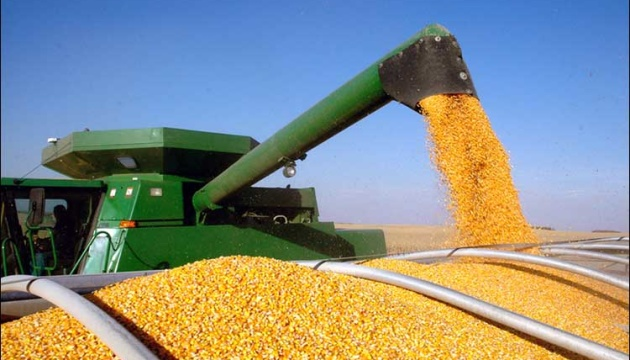 Ukrainian farmers start harvesting corn – Economy Ministry