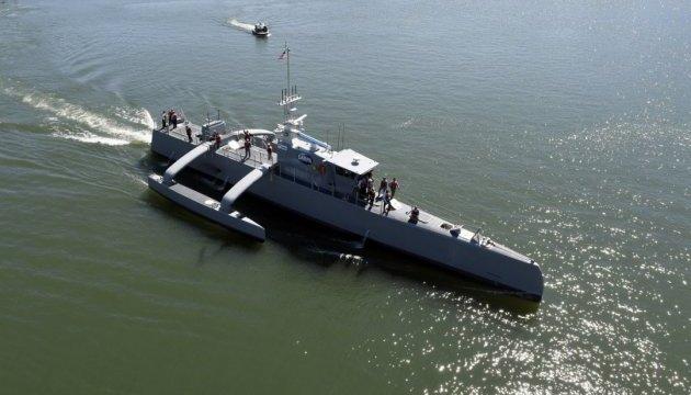 Армия США получила крупнейший в мире беспилотный корабль