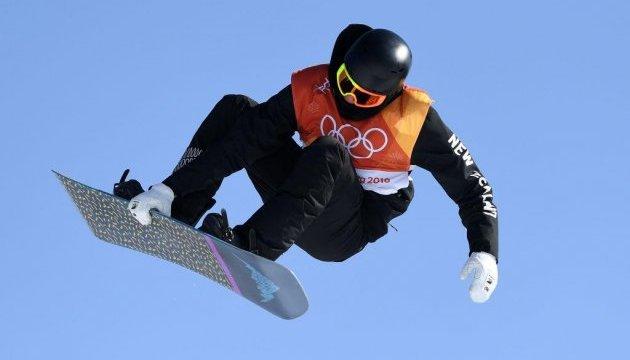 Американский сноубордист Джерард выиграл олимпийское
