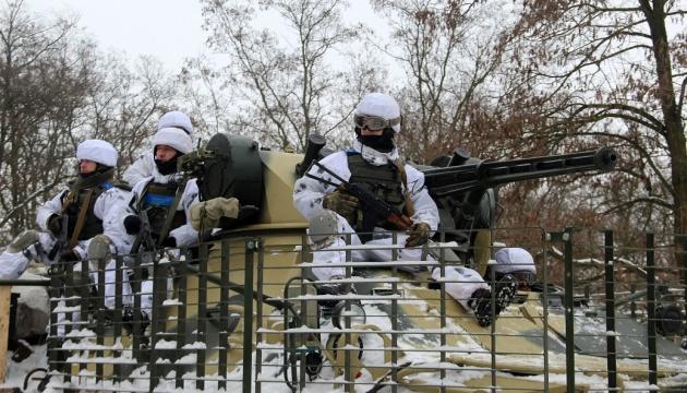 Donbass: Feind setzt schwere Waffen im Raum Luhansk ein