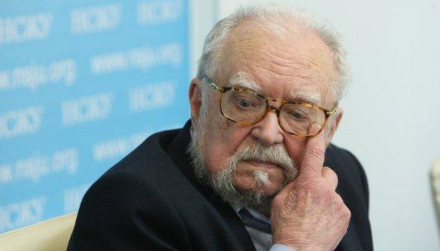 Глава МИД Украины выразил соболезнования в связи со смертью Мирослава Поповича