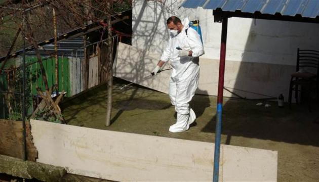 У Туреччині госпіталізували понад 70 осіб з підозрою на сибірку
