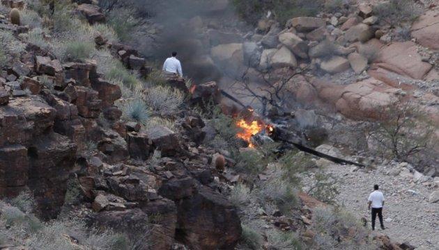 Авария вертолета в США: погибли трое британских туристов