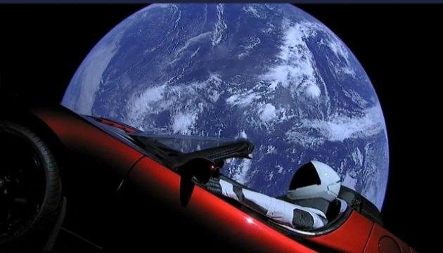 За полетом Tesla на Марс теперь можно следить онлайн